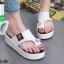 รองเท้าแตะสวมนิ้วโป้งทรงเตารีด ST285-WHI [สีขาว] thumbnail 1