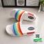 รองเท้าแตะยางน่ารัก สไตล์ Adidas SB1153-WHITE [สีขาว] thumbnail 2