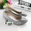 รองเท้าคัชชูส้นสูง 21205-GRAY [สีเทา] thumbnail 4