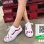 รองเท้าผ้าใบแฟชั่นสีขาว ผ้าแคนวาส ทรง VANS (สีขาว ) thumbnail 4