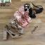 รองเท้าหุ้มท้ายส้นแท่ง ST8835-BLK [สีดำ] thumbnail 5