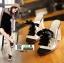 รองเท้าลำลองแบบสวม ทรง maxi 961-5-BLK [สีดำ] thumbnail 5