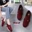 รองเท้าผ้าใบไร้เชือก chanel sneaker 8202-301-RED [สีแดง] thumbnail 2