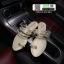 รองเท้าแตะสวมโป้ง แต่งมุก ISC001-CREAM [สีครีม] thumbnail 2