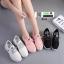 รองเท้าผ้าใบนำเข้าสไตล์แบรนด์ดัง 0555-ชมพู [สีชมพู] thumbnail 5
