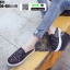รองเท้าผ้าใบแบบเปิดส้น ST1-BLK [สีดำ] thumbnail 1