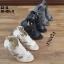 รองเท้าส้นสูงหุ้มส้น C3-13-GRA [สีเทา] thumbnail 3