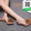 รองเท้าคัทชูส้นเข็ม Givenchy 3357-BLK [สีดำ] thumbnail 5