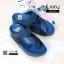 รองเท้าส้นเตารีด style fitflop L1964-BLU [สีน้ำเงิน] thumbnail 2
