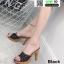 รองเท้าส้นสูงเสริมหน้า 3006-50-BLK [สีดำ] thumbnail 3