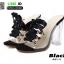 รองเท้าลำลองแบบสวม ทรง maxi 961-5-BLK [สีดำ] thumbnail 1