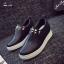 รองเท้าลำลองเพื่อสุขภาพ 1178-Black 1178 [สีดำ] thumbnail 2