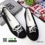 รองเท้าผ้าใบทรงสปอร์ตน่ารักๆ 1435-BLACK [สีดำ ] thumbnail 4