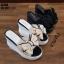 รองเท้าแบบสวมทรงเตารีด ST950-CRM [สีครีม] thumbnail 4