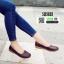 รองเท้าคัทชูผู้หญิง SM9028-BRN [สีน้ำตาล]