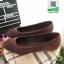 รองเท้าคัชชู สไตล์คาวาอี้ 9752-COFFEE [สีกาแฟ] thumbnail 2