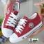 รองเท้าผ้าใบเสริมส้นสุดชิค 9107-RED [สีแดง] thumbnail 1