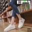 รองเท้าผ้าใบ นำเข้า100% ST525-PNK [สีชมพู] thumbnail 2
