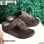 รองเท้าสุขภาพแต่งพู่ตุ้งติ้ง L2882-BRN [สีน้ำตาล] thumbnail 2