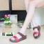 รองเท้าส้นเตารีด style FitFlop PF2183-BWN [สีน้ำตาล] thumbnail 1