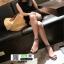 รองเท้าแตะสุดแนว สุดเก๋ 2259-BLK [สีดำ] thumbnail 2