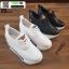 รองเท้าผ้าใบเสริมส้น ST526-BLK [สีBLK] thumbnail 5