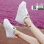 รองเท้าผ้าใบสปอร์ท หนัง pu SG-136-WHT [สีขาว] thumbnail 2