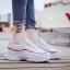 รองเท้าผ้าใบแฟชั่น 512-WHI [สีขาว] thumbnail 4