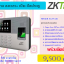 แสกนลายนิ้วมือ ลงเวลาทำงาน + เปิด-ปิดประตู พร้อมลงโปรแกรมทำงาน รุ่น ZKLX50 ยี่ห้อ Zkteco รับประกันสินค้า 2 ปี thumbnail 1