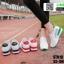 รองเท้าผ้าใบเสริมส้น ST010-GRN [สีเขียว] thumbnail 4