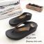 รองเท้าเพื่อสุขภาพ ฟิทฟอฟคีบหูวิ้ง TE413-ตาล [สีตาล] thumbnail 3