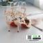 รองเท้าส้นสูง สไตล์ VALENTINO K9014-CREAM [สีครีม] thumbnail 2