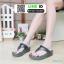 รองเท้าเพื่อสุขภาพ ฟิทฟลอป แบบหนีบ แต่งโซ่ PF2291-GRY [สีเทา] thumbnail 1