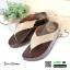 รองเท้าแตะเพื่อสุขภาพ ฟิทฟลอปหนีบ F1013-BRN [สีน้ำตาล] thumbnail 2