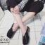 รองเท้าแตะแบบสวม หน้าตัด G-1190-BLK [สีดำ] thumbnail 1