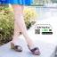 รองเท้าส้นสูง เปิดส้น ส้นตัน SM9031-GRY [สีเทา] thumbnail 3
