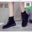 รองเท้าบูทสีดำ ankle boot สไตล์ Dr.Martin (สีดำ ) thumbnail 1