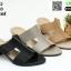 รองเท้าแตะแบบสวม สไตล์แบรนด์ดัง 26-32-KHA [สีกากี] thumbnail 3