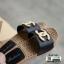 รองเท้าแตะ Chanel แต่งมุก G-1371-BLK [สีดำ] thumbnail 4