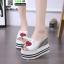 รองเท้าแบบสวมส้นเตารีด ST07-WHI [สีขาว] thumbnail 1