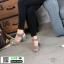 รองเท้าส้นสูงรัดข้อ G12-49-GRY [สีเทา] thumbnail 2