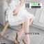 รองเท้าส้นเตารีด สไตล์เกาหลี 18-1403-BLK [สีดำ] thumbnail 2