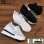 รองเท้าผ้าใบเสริมส้นแบบสวม ST319-WHI [สีขาว] thumbnail 4
