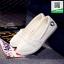 รองเท้าผ้าใบผู้หญิงสีขาว ลำลอง สไตล์เกาหลี (สีขาว ) thumbnail 2
