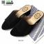 รองเท้าส้นสูงเปิดหน้า 150-39-BLACK [สีดำ ] thumbnail 4