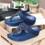 รองเท้าสุขภาพแต่งพู่ตุ้งติ้ง L2882-BLU [สีน้ำเงิน] thumbnail 4