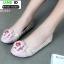 รองเท้าคัชชู สไตล์แบรนด์ CHANEL AC981-PNK [สีชมพู] thumbnail 2
