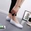 รองเท้าผ้าใบลำลอง 505777-WHT [สีขาว] thumbnail 4
