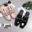 รองเท้าส้นสูงนำเข้าคุณภาพ 0084-ดำ [สีดำ] thumbnail 5