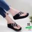 รองเท้าเพื่อสุขภาพฟิทฟลอบ YT123-ดำ [สีดำ] thumbnail 2